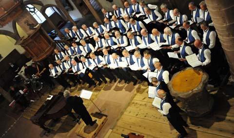 Optreden in de Peterskirche te Bazel