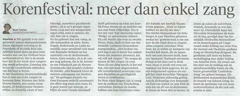 Haarlems dagblad s